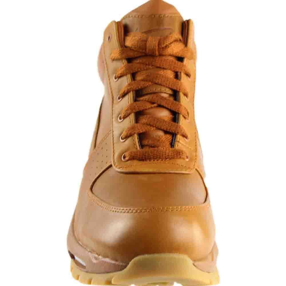 check out a4d41 41284 Amazon.com   NIKE Air Max Goadome Men s Shoes Tawny Gum Light Brown 865031- 208   Boots