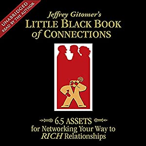 The Little Black Book of Connections Audiobook
