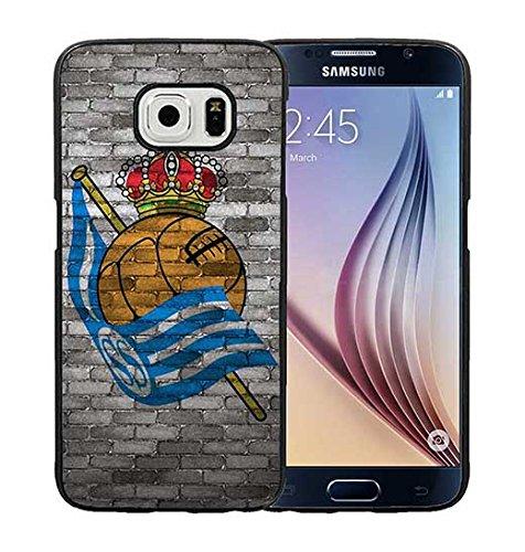 S6 caso, Galaxy S6 caso, Real Sociedad de Fútbol Samsung Galaxy S6 ...