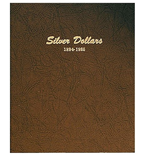 (Dansco US Morgan and Peace Dollar Coin Album Volume II 1894 -)
