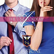 First Days: The Academy: The Ghost Bird, Book 2 Audiobook by C. L. Stone Narrated by Natalie Eaton