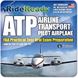 RideReady Airline Transport Pilot (ATP) Airplane FAA Practical Test (Checkride) Oral Exam Preparation 2012
