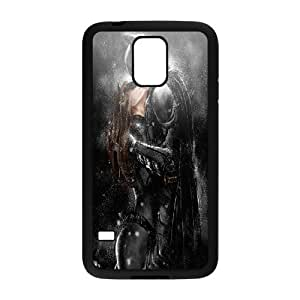 Catwoman Series, Samsung Galaxy S5 Cases, Cat and the Bat Cases for Samsung Galaxy S5 [Black]