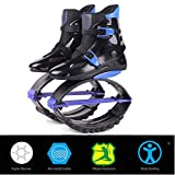 Jump Shoes Bounce Bounce Shoes Fitness Bouncer Suitable for Adult Youth Outdoor Sports,42to44