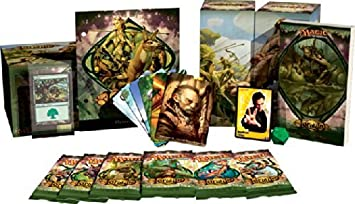 Wizards of the Coast 20547 – Magic: The Gathering, lorwyn Fat Pack: Amazon.es: Juguetes y juegos