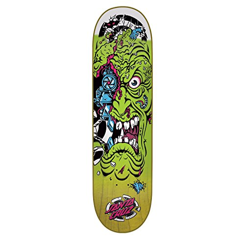 "Santa Cruz Skateboard Deck Rob Roskopp Mashup 8.0"""