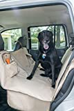 Cheap 2PET Deluxe Hammock Seat Cover for Dogs and Pets, Completely Waterproof. It Serves as a pet Barrier for The Back seat of Your Car, SUV or Truck