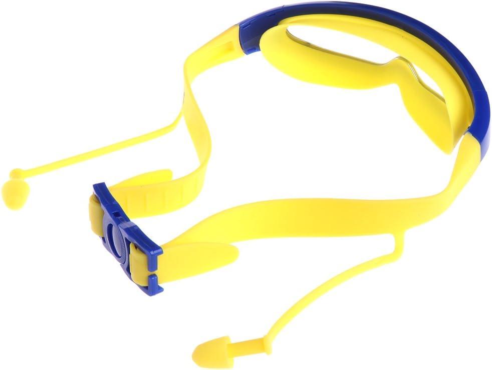 Gafas de nataci/ón para ni/ños siwetg Impermeables