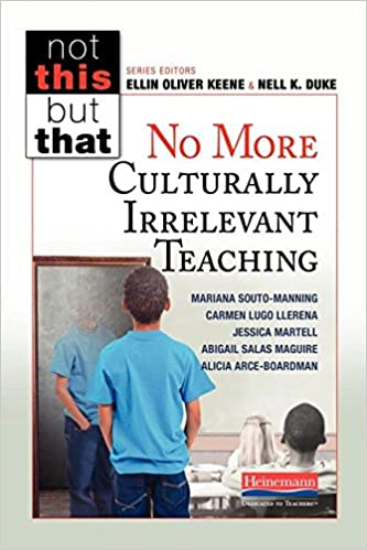 Amazon.com: No More Culturally Irrelevant Teaching (Not This ...