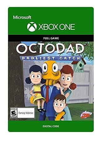 Octodad: Dadliest Catch - Xbox One [Digital Code]