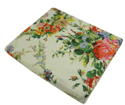 Ralph Lauren Belle Harbor Floral Twin Fitted Sheet