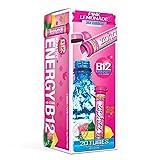 Zipfizz Healthy Energy Drink Mix, Pink Lemonade, Pack of 20