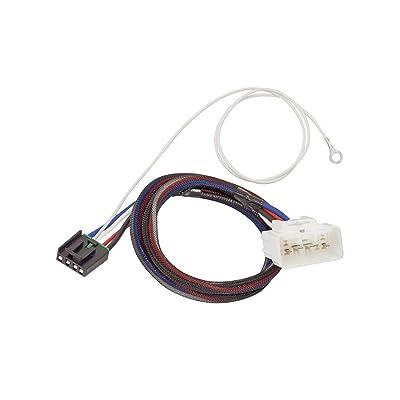 Tekonsha 3031-P Trailer Brake Control Harness 2-plug Wiring Adapter - Toyota: Automotive