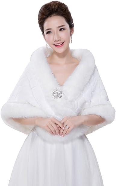 ICEGREY Women Faux Fur Waistcoat Vest Cardigan Outerwear