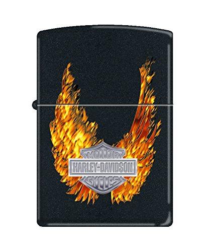 Zippo Harley Davidson Wings - 4