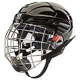 KROWN  PX3 - Combo Helmet S and Black Cage S (PX3HC5BKS)