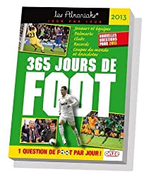 Almaniak Foot 2013 de Nicolas Gettliffe (2012) Poche