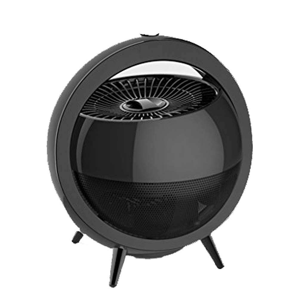 YXGN649-A USB lámpara Anti-Mosquito UV Seguro y no TóxicoTipo de de TóxicoTipo Succión LED matar a los mosquitos Uso Para Acampar al Aire Libre y en Interiores Para Atrapar Mosquitos u oficina-Negro 5a5934
