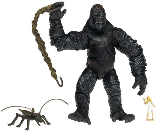 King Kong The 8th Wonder of the World Action Figure Gripping Kong by Universal