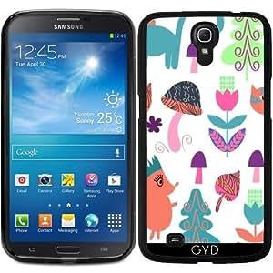 Funda para Samsung Galaxy Mega 6.3 GT-I9205 - Patrón De Los Animales by Luizavictorya72