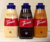 Torani Sugar Free Sauce Combo