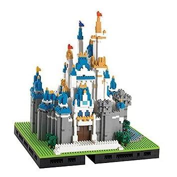 Tokyo Disneyland Resort Nanoblock Figure Real Hobby Series Deluxe