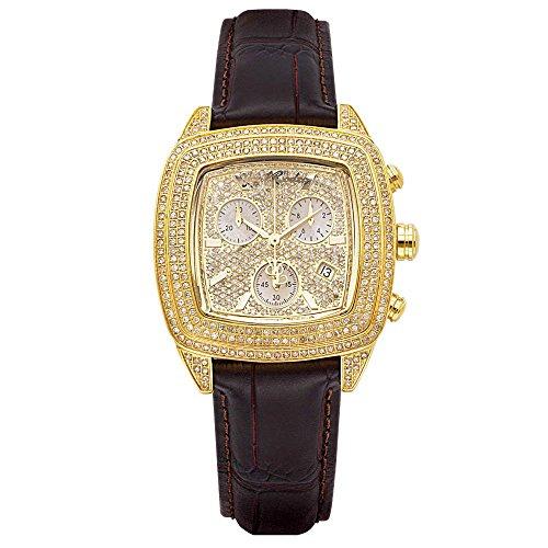 Joe Rodeo Diamond Ladies Watch - CHELSEA gold 5 ctw