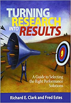 }TOP} Turning Research Into Results: A Guide To Selecting The Right Performance Solutions. advocacy Furest pasada hoteles Flights original