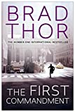 Front cover for the book The First Commandment by Brad Thor