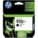 HP 950XL - Cartucho de tinta para impresoras (Negro, Alto, 2300 páginas, 10 - 90%, -40 - 60 °C, 5 - 35 °C)