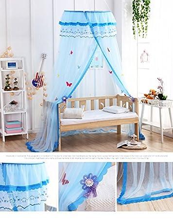Kinder Betthimmel Deko Baldachin Insektenschutz fürs Wohnzimmer ...