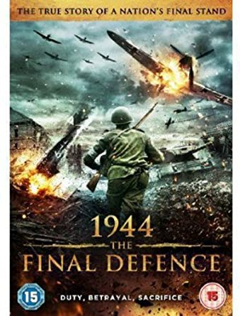 1944 The Final Defence Dvd Amazoncouk Rauno Ahonen