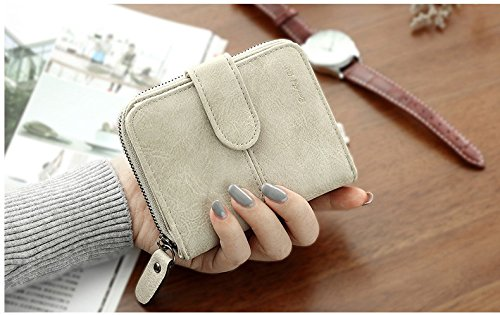JD Million shop Leather Women Short Wallets Ladies Fashion Small Wallet Coin Purse Female Card Wallet Purses Money Bag - Card To Egift Cash