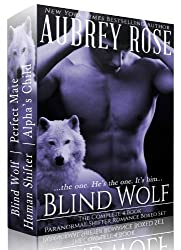 Blind Wolf: The Complete 4 Book Paranormal Shifter Romance Boxed Set