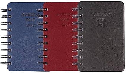 6437 - 17 - 18 - 19 Kalpa bolsillo espiral agenda semana ...