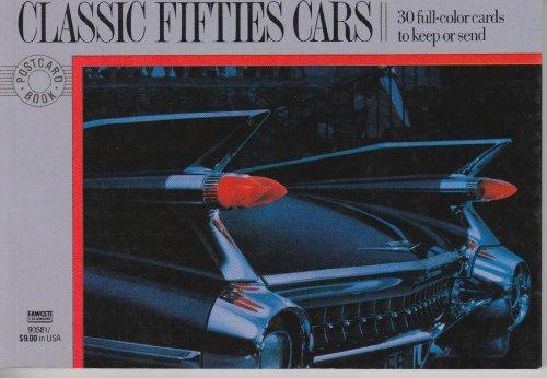 Postcard Books: Classic Fifties Cars