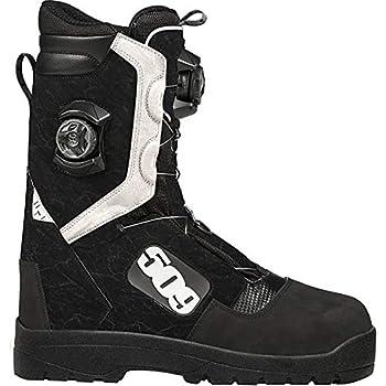 Black//White - 9 509 Raid Laced Boot