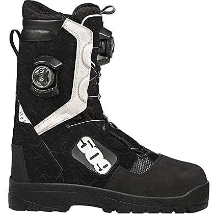 Image of 509 Raid Boa Boot (Black/White - 11) Boots