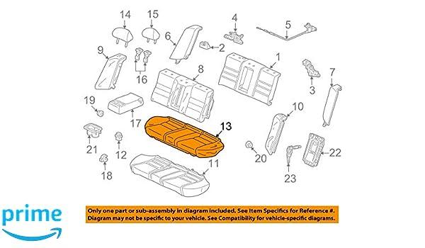Genuine Hyundai 88393-3J000-WKJ Seat Cover Assembly