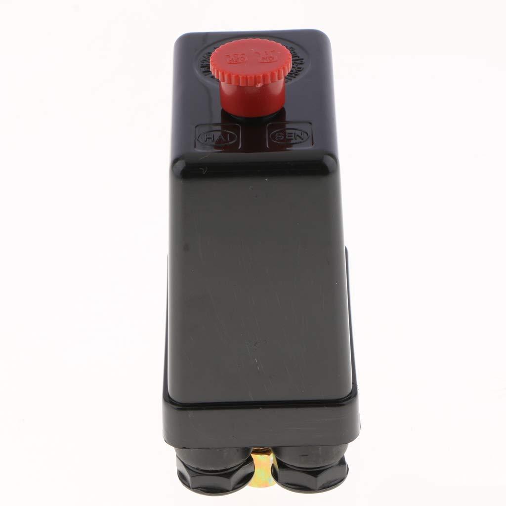3 Anschluss 0.85mpa 120psz Luft Kompressor Druckschalter Steuerventil