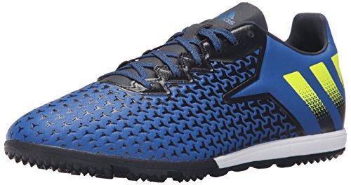 Adidas Prestaties Mens Ace 16,2 Cg Voetbalschoen Apparatuur Blauw / Shock Blauw / Nacht Navy