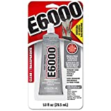 E6000 231020 Adhesive with Precision Tips, 1.0 fl oz: more info