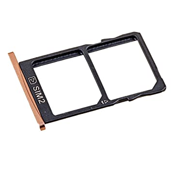 Nokia 5 Dual Sim Bandeja Tarjeta SIM Original Cobre Naranja ...