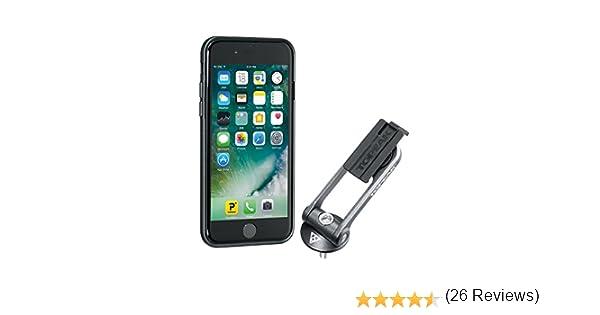 Topk - Funda para iPhone 6/6S/7 (44,99), Color Negro: Amazon.es ...