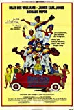 27 x 40 The Bingo Long Traveling All-Stars and Motor Kings Movie Poster
