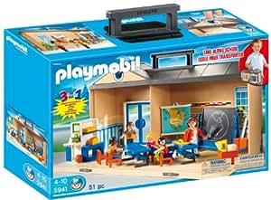 PLAYMOBIL Take Along School Playset
