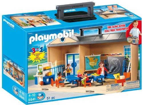 PLAYMOBIL Take Along School Playset by PLAYMOBIL®