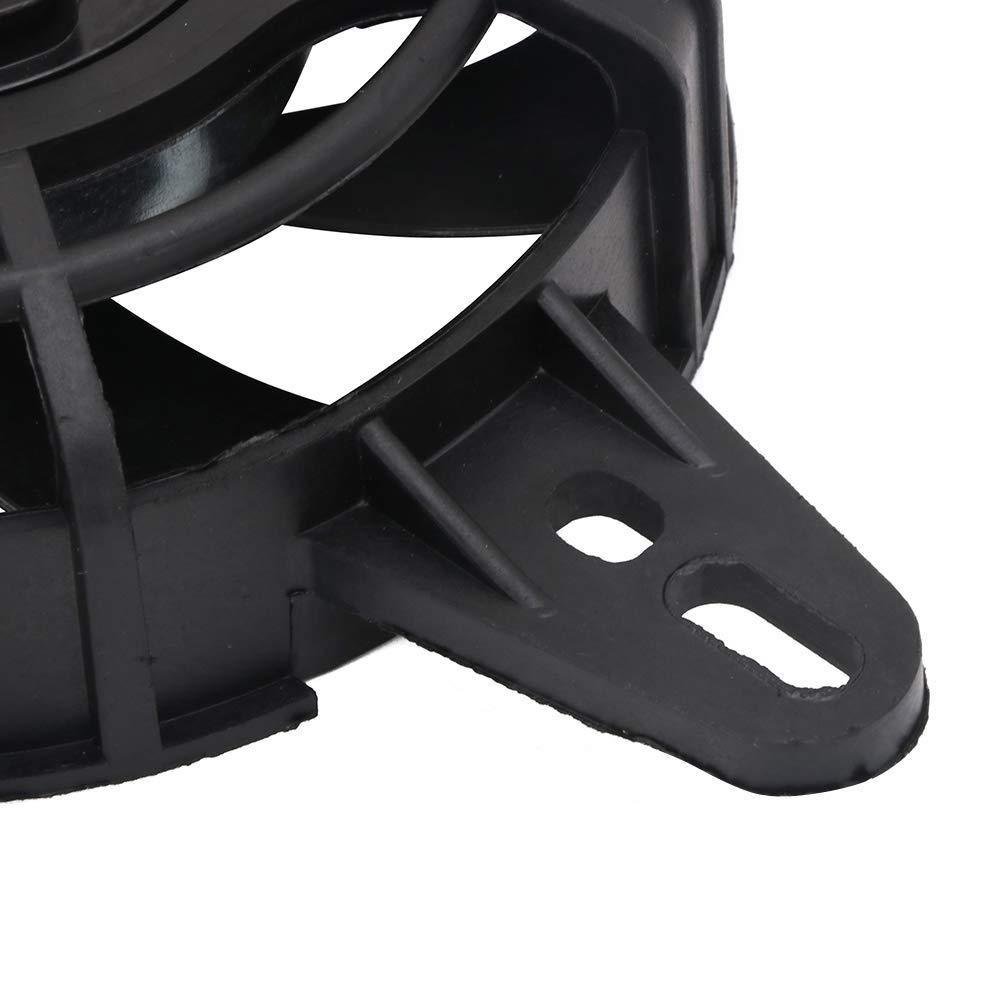 YSMOTO Ventilador de refrigeraci/ón para radiador de Motocicleta Motor de Ventilador t/érmico el/éctrico de 12 V para Quad ATV 4 Wheeler Go Kart Dirt Pit Bike UTV de 200 CC 250 CC