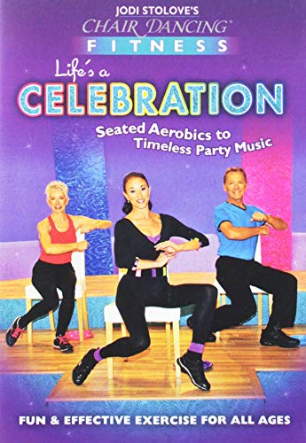 Chair Dancing Fitness: Life's A Celebration [HD DVD] (Video Tigers Chair)