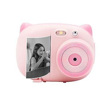 WANGCHAO cámara de Impresora para niños, Pantalla a Color de ...